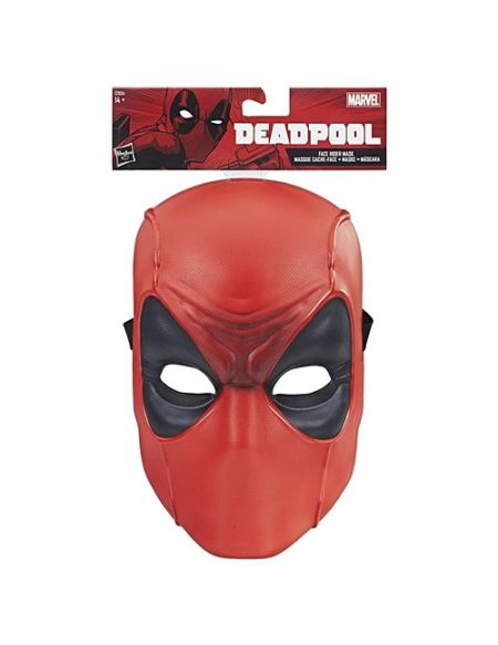 Masque Marvel Avengers Deadpool