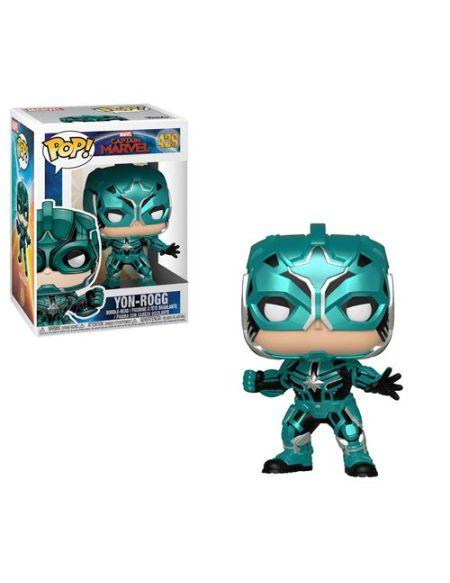 Figurine Funko Pop Marvel Captain Marvel Pop 4