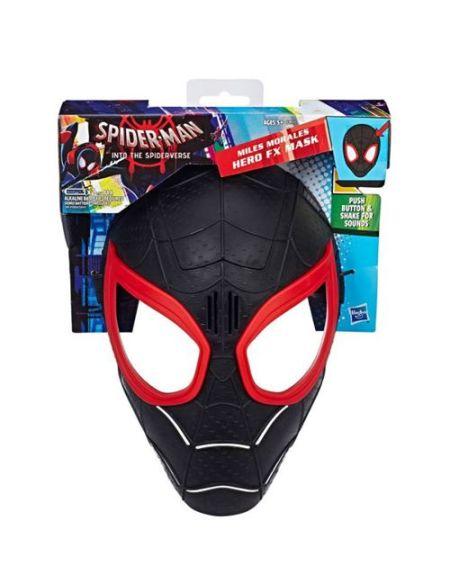 Masque électronique Marvel Spiderman Miles