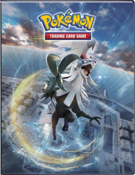 Cahier range cartes A5 Pokémon SL04 Lune et Soleil 80 cartes