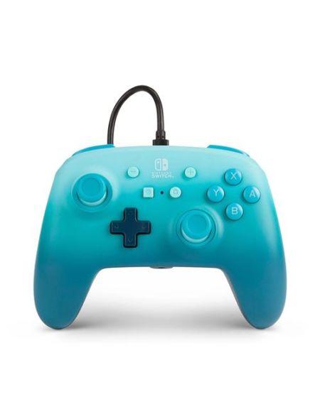 Manette filaire Power A pour Nintendo Switch Fantaisie aquatique