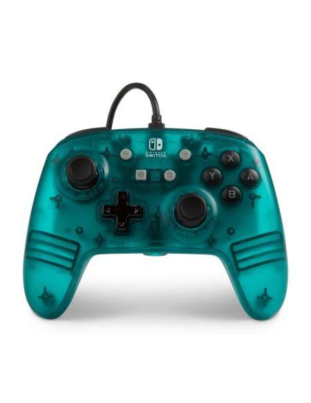 Manette de jeu Nintendo Switch PowerA Bleu