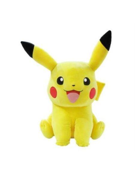 Peluche Bandai Pokémon Pikachu 60 cm