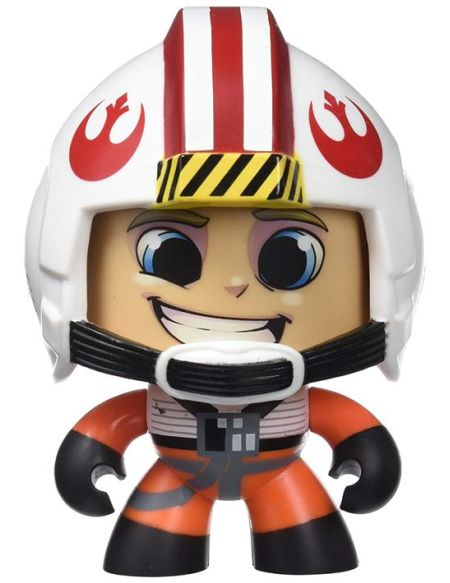 Figurine Mighty Muggs Star Wars Luke Skywalker X-Wing Pilot