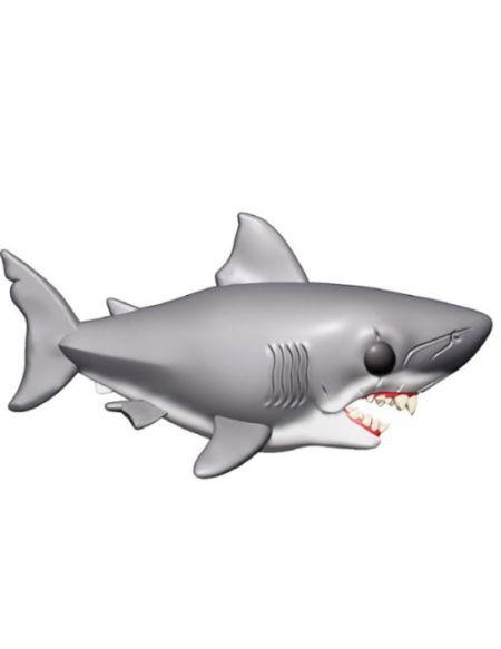 Figurine Funko Pop Movies Les dents de la mer Jaws