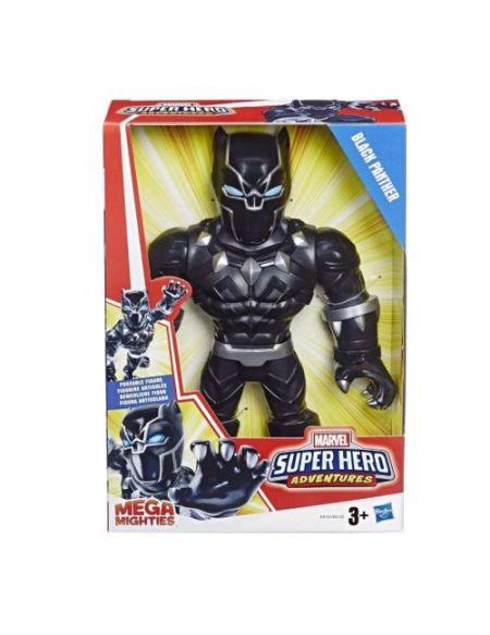 Figurine articulée Marvel Super Hero Adventures Mega Mighties Black Panther