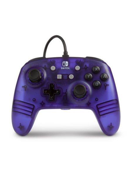 Manette de jeu Nintendo Switch PowerA Indigo