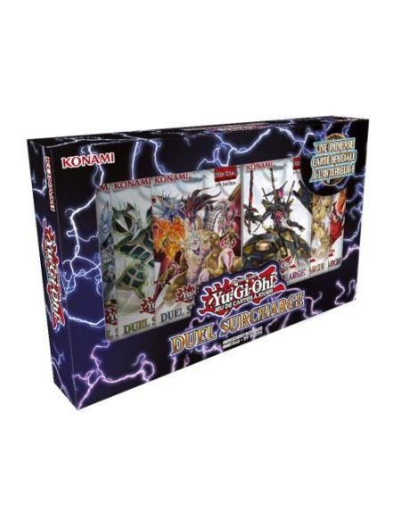 Jeu de cartes Yu-Gi-Oh Coffret déluge de duels