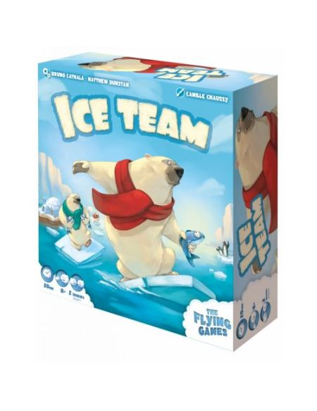 Jeu de société The Flying Games Ice Team