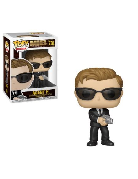 Figurine Funko Pop Movies MIB International Agent H