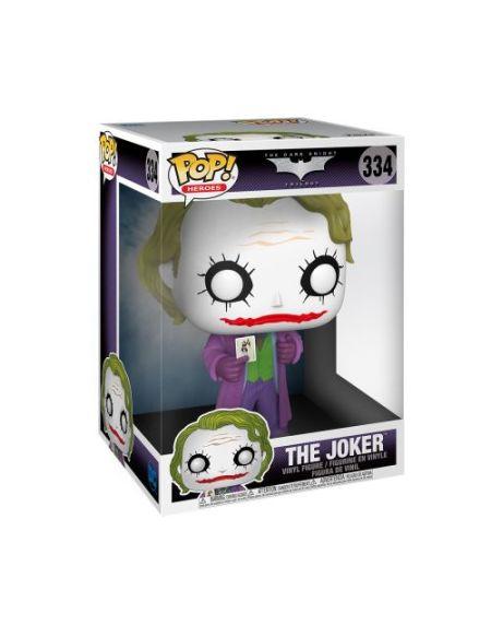 "Figurine Funko Pop Heroes Batman The Dark Knight The Joker 10"""