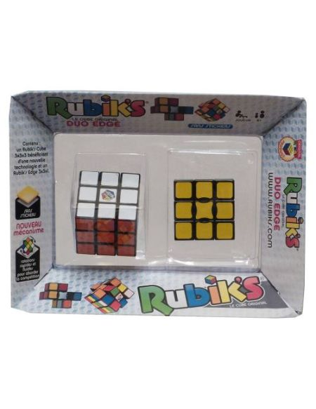 Rubik's Duo Edge