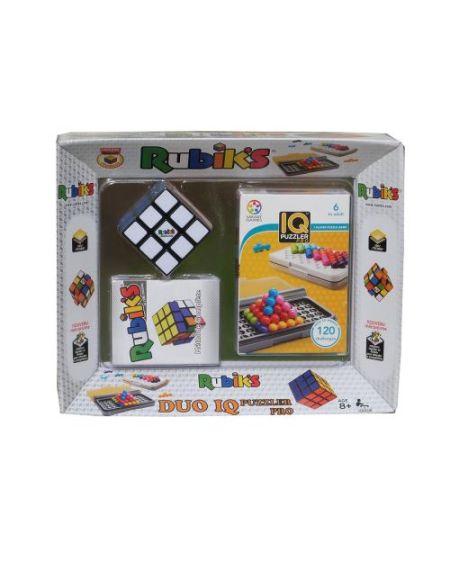 Rubik's Duo IQ Puzzler Pro