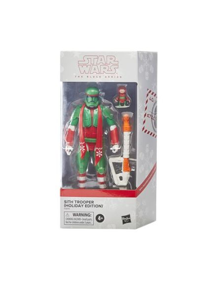 Figurine Star Wars Sith Trooper Holiday Edition