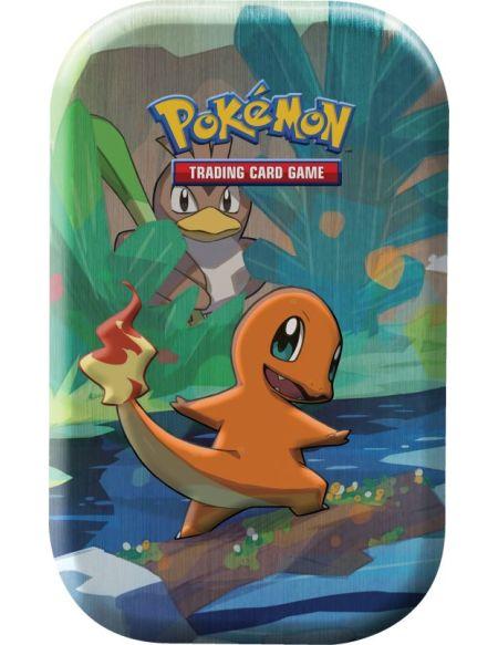 Cartes à Jouer et à Collectionner Mini Tin Pokémon