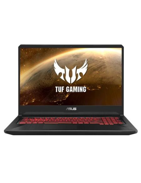 PC Portable Asus TUF705DU-AU010T 17.3 Gaming 1 To SATA 128 Go SSD 8 Go RAM AMD Ryzen 7