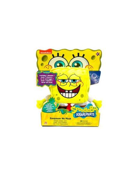 Peluche Sponge Bob électronique Bob l'éponge peteur 20 cm