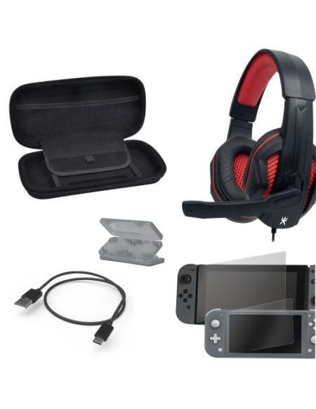 Kit de voyage Alpha Omega Players pour Nintendo Switch