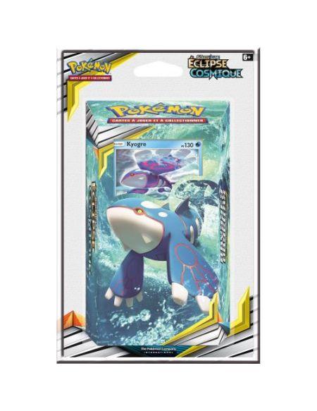 Jeu de cartes Pokémon Starter Blister Lune et Soleil 12