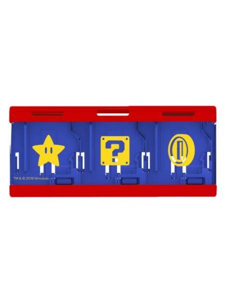 Boîtier de jeux Hori Pop & Go Super Mario pour Nintendo Switch