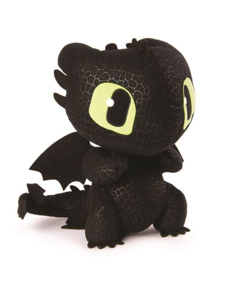 Peluche Sonore - Dragons 3 - Krokmou