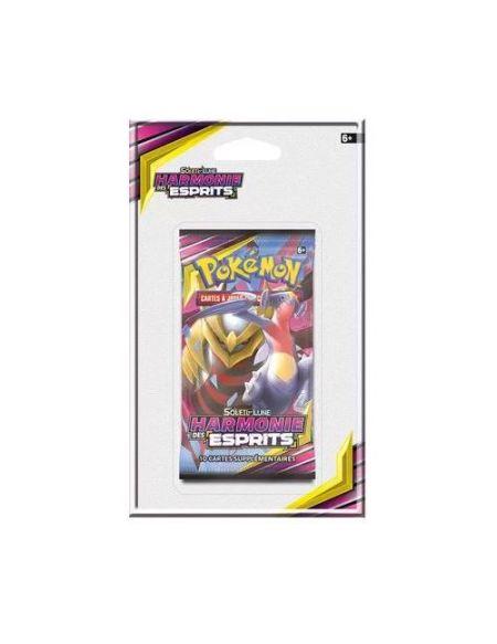 Booster de 10 cartes Pokemon Lune et Soleil