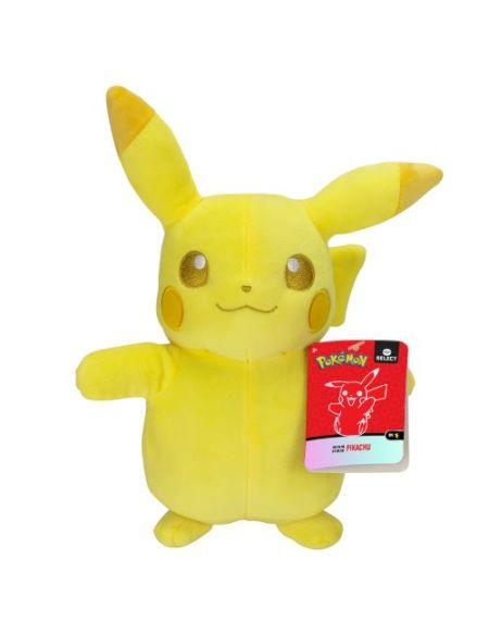 Peluche Monochrome Pokémon 20 cm Modèle Aléatoire