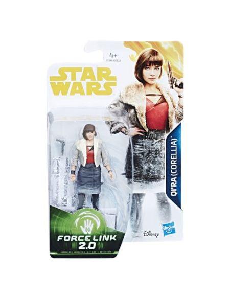 Figurine Star Wars Han Solo Qira 10 cm