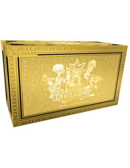 Boîte Yu-Gi-Oh! Decks Légendaires II