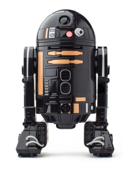 Droid Sphero R2-Q5 Noir et orange