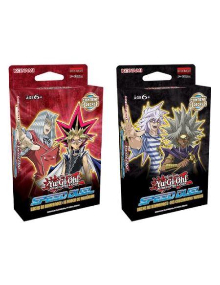 Jeu de cartes Yu-Gi-Oh! Speed Duel : Le Match du Millénium et Les Cauchemars Tordus
