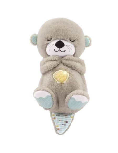 Peluche Ma Loutre Calins Bonne Nuit Fisher Price