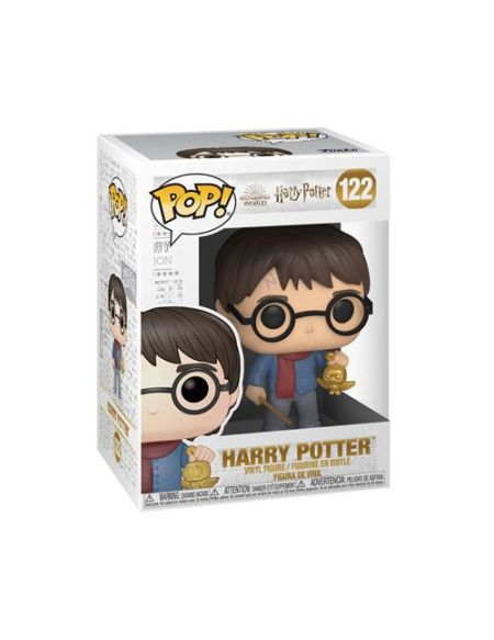 Figurine Funko Pop Harry Potter Holiday Harry Potter