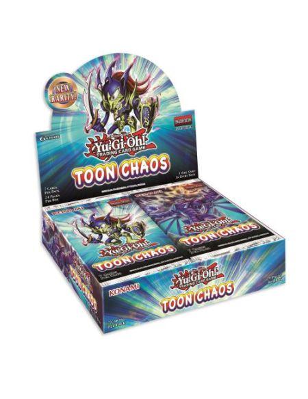 Jeu de cartes Yu-Gi-Oh! L'édition Chaos Toon