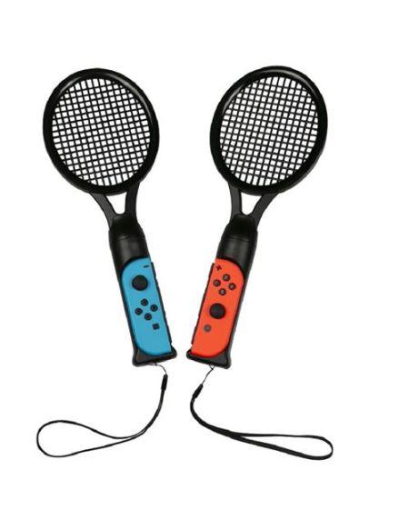 2 Raquettes Konix pour Joy-Con Nintendo Switch