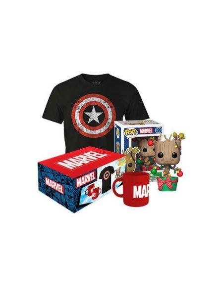Coffret Cadeau Marvel Classics
