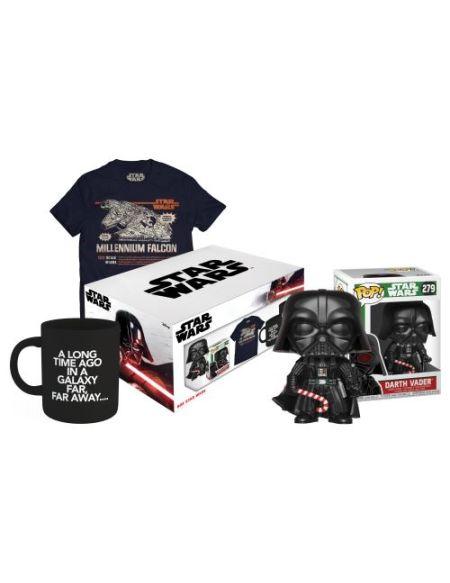 Coffret Cadeau Star Wars Classics Wootbox