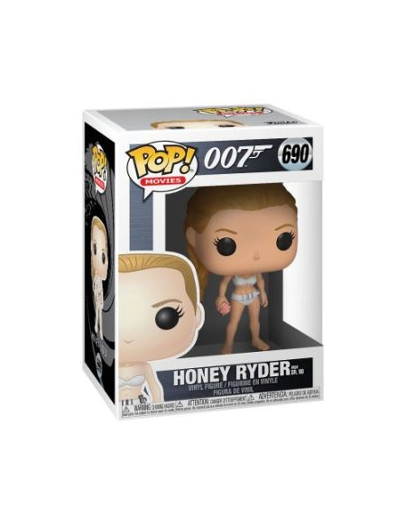Figurine Funko Pop James Bond Honey Ryder