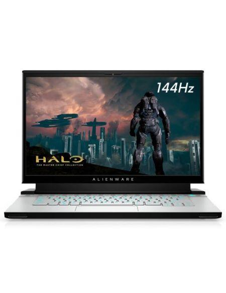 """PC Portable Gaming Dell Alienware M15 R3 15,6"""" Intel Core i7 16 Go RAM 512 Go SSD Blanc"""