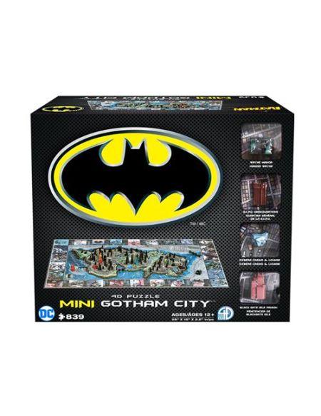 Puzzle 839 pièces 4D Cityscape Ville de Gotham