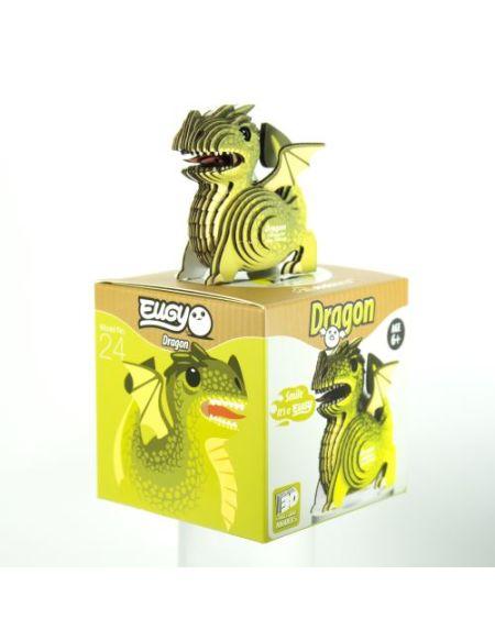 Puzzle Dodoland 3D Eco Creatures Dragon