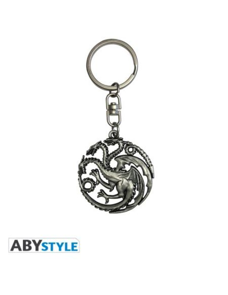Porte-clés 3D ABYstyle Game of Thrones Targaryen