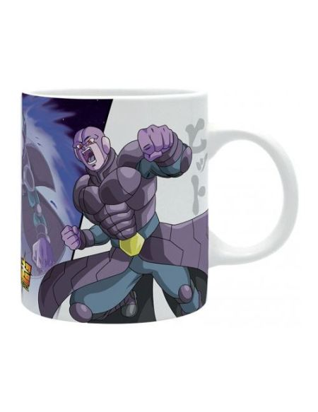 Dragon Ball Super Mug Goku vs Hit ABYstyle