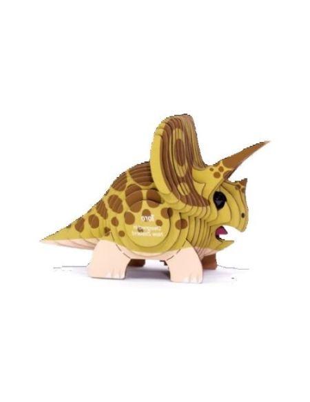 Puzzle Dodoland 3D Eco Dino Toro
