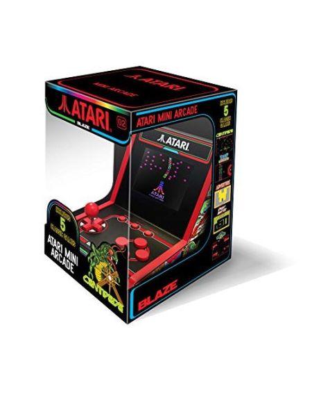 Console Atari Mini Arcade avec 5 jeux