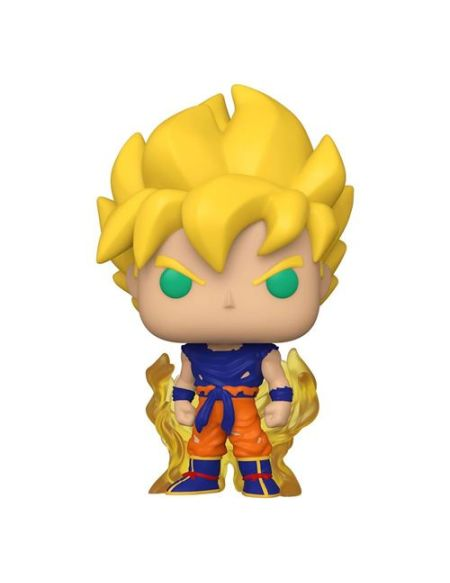 Figurine Funko Pop Animation Dragon Ball Z S8 Super Saiyan Goku