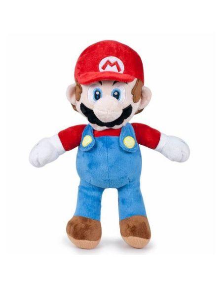 Peluche Nintendo Mario classique 25 cm