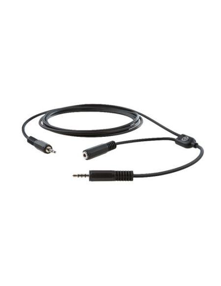 Adaptateur audio Elgato Chat Link Noir pour PS4 et PS4 Pro