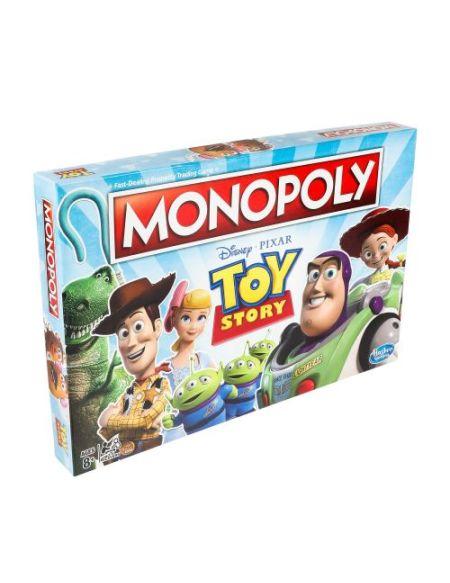 Jeu de stratégie Monopoly Disney Toy Story