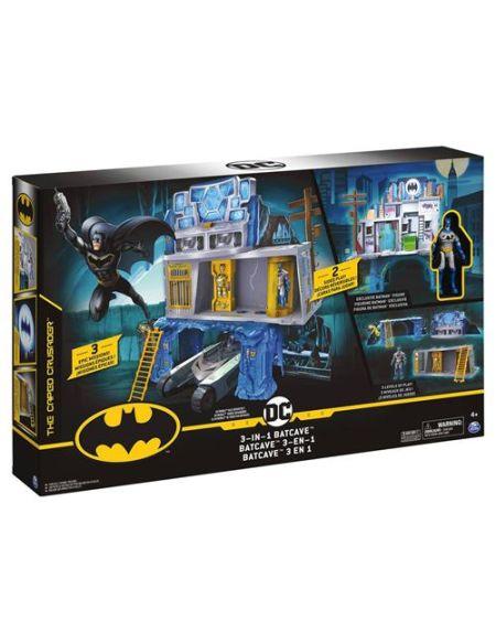 BatCave Batman Mission Gotham
